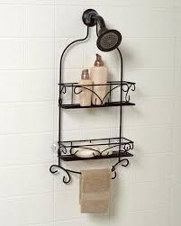 bathtub caddy oil rubbed bronze zenith products scroll design shower head caddy oil rubbed bronze