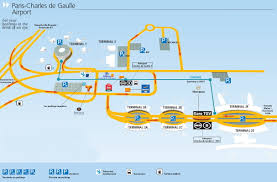 Chicago Ord Airport Map by Taking A Train From Paris Airport Cdg Charles De Gaulle Weekend