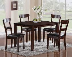 Room Store Dining Room Sets Amazon Com Henderson 5pc Dining Set Table U0026 Chair Sets