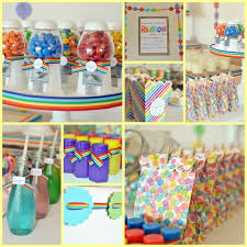 Rainbow Themed Birthday Favors by 72 Best Rainbow Images On Rainbow