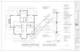 porch blueprints porch house plan blueprints construction drawings sds plans