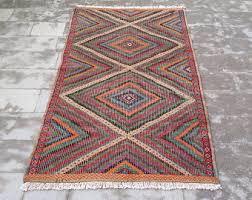 Aztec Design Rugs Jijim Rug Etsy