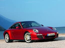 4 door porsche red 2009 red porsche 911 targa 4 wallpapers