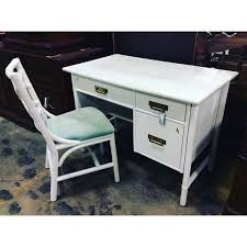 White Desk And Chair Desk Product Categories The Regeneration Station