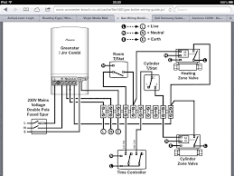 gas boiler wiring diagram diagram wiring diagrams for diy car