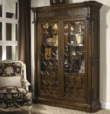 large display cabinet with glass doors bookcase wonderful curio bookcase cabinets antique style lighted