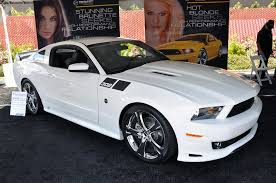 saleen ford mustang 2011 ford mustang sms 302 black label by sms supercars review