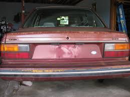 1985 renault alliance convertible renault alliance interior image 64