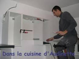assemblage meuble cuisine cuisine ikea é n 3 montage et installation dans la cuisine