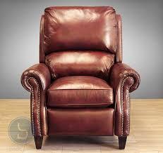 barcalounger churchill ii leather recliner chair