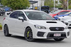 subaru white 2017 2017 subaru wrx sti awd v1 my18 white crystal for sale in
