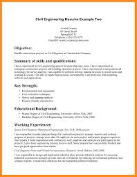 Civil Engineering Resume Objective Engineering Resume Objective Summary Winter Doodads Gq