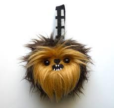 last one chewie wars ornament