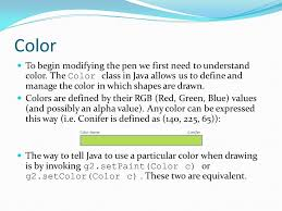 java drawing in 2d animations with timer jan smrcinareferences