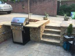 Small Outdoor Kitchen by Outdoor Kitchens U2013 Durable Designs