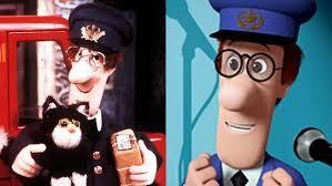 postman pat stays young bt