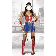 Woman Superhero Halloween Costumes Cheap Superwoman Halloween Costumes
