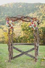 wedding arches to make best 25 wood wedding arches ideas on wedding arbors
