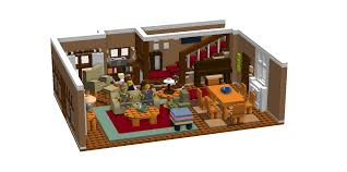 lego ideas the king of queens
