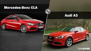 a3 mercedes spec comparison mercedes facelift vs audi a3 sedan carwale
