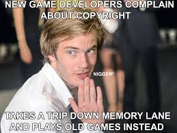 Meme Copyright - pewdiepie copyright response meme pewdiepiesubmissions