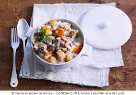 cuisine blanquette de veau à l ancienne blanquette de veau à l ancienne a vos assiettes recettes de