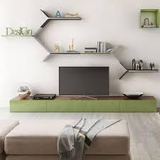 modern living room storage interior design