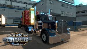 ats 2016 christmas gift delivery peterbilt 389 american truck