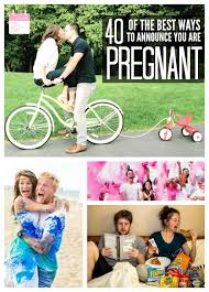 gender reveal announcement ideas 40 of the best ways to announce you are today s the best day