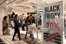 black friday in madrid pictures getty images