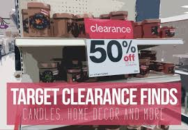 target clearance finds candles home decor u0026 more