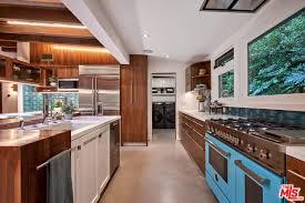 mid century modern walnut kitchen cabinets 23 mid century modern kitchen ideas photos home stratosphere