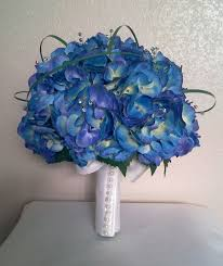 Wedding Flowers Blue 62 Best Bouquets Images On Pinterest Blue Wedding Flowers Blue