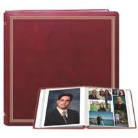photo album for 8x10 pictures bound refillable albums buy at adorama