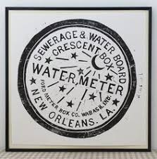 water meter new orleans water meter new orleans signs
