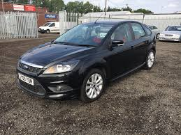used ford focus zetec s 1 8 cars for sale motors co uk