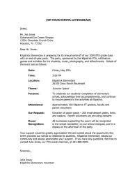 parent volunteer cover letter