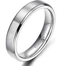 mens wedding bands that don t scratch king will basic 6mm wedding band for men tungsten carbide