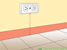how to add an electrical outlet to a wall 14 steps