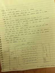how to write an ethnographic research paper field notes and participant observation in ethnographic studies a classmate vanessa ofori shows her use of technology while recording an excerpt as she sat down and jotted field notes