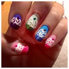 cupcake nail art peachy u0027s mode