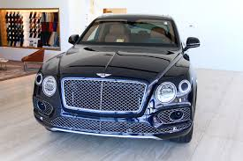 bentley suv 2018 2018 bentley bentayga w12 signature stock 8n017210 for sale near