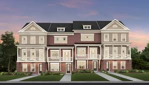 the quad at meeting park new homes and townhomes in marietta ga