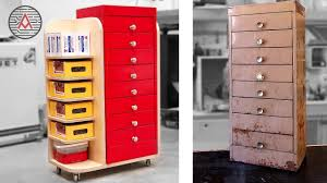 how to restore metal cabinets easy metal cabinet restoration and work shop organization