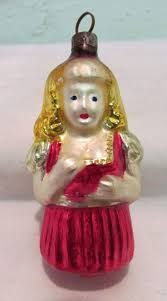 1208 best vintage christmas ornaments images on pinterest