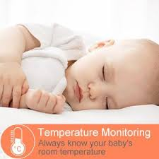 Comfortable Temperature For Newborn Amazon Com Ghb Baby Monitor With Camera Two Way Talk Night