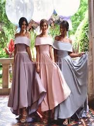 simple wedding dresses for brides shoulder bridesmaid dresses simple bridesmaid dress new arrival