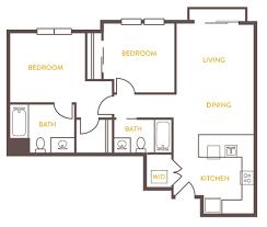 floor plans apartments for rent redwood city live locale