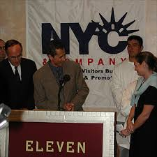 Sho Rudy bigwig and press munchie server danny meyer accepted the thanks of