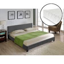 Schlafzimmer Bett Mit Matratze Corium Led Modernes Polsterbett Matratze 180x200cm Kunst Leder